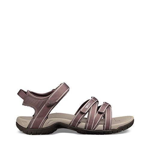 Teva Women's W Tirra Sport Sandal, Plum Truffle, 5 M US (Teva Shoes Sport)