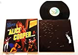 The Alice Cooper Show - Warner Brothers Records 1977 - 1 Used Vinyl LP Record - 1977 Pressing BSK 3138 - Black Widow - I'm Eighteen - School's Out - You And Me - Only Women Bleed - I Never Cry
