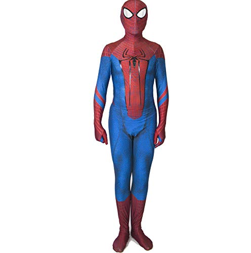 The Amazing Spider-Man Costume Peter Parker The Spectacular Spiderman -