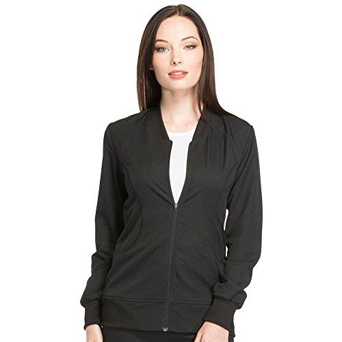 (Women's Dynamix Zip Front Warm-Up Jacket)