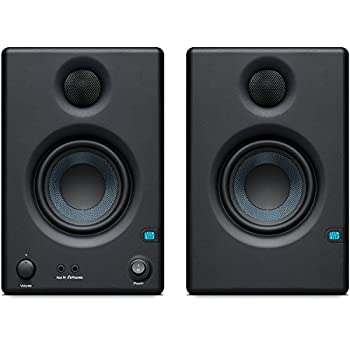 """PreSonus Eris E3.5 - 3.5"""" Professional Multimedia Reference Monitors with Acoustic Tuning (Pair)"""