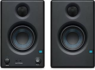 PreSonus Eris E3.5 - Monitores profesionales de referencia multimedia de 3.5 con afinación acústica (par)