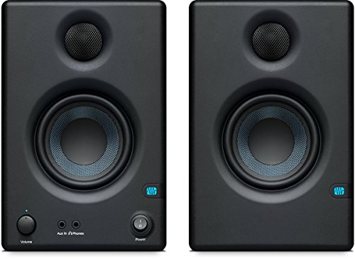 PreSonus Eris E3.5-3.5' Professional Multimedia Reference Monitors with Acoustic Tuning (Pair)