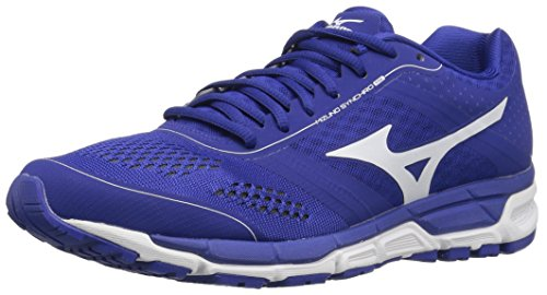 Mizuno Heren Synchro Mx Baseball Schoen Royal White