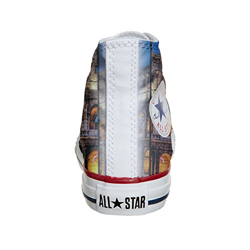 Converse Customized Chaussures Coutume (produit artisanal) Colosseo Roma