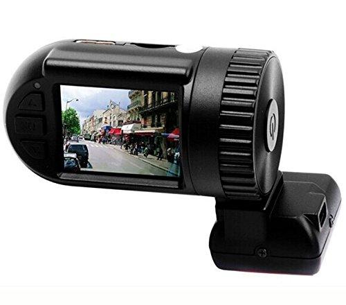 UPC 702403014898, ZTHY Mini 0801 Original Ambarella A2S60 Chip Full HD 1080P 30FPS Car DVR Dash Camera Blackbox with 5M pixel CMOS +135 Degree Wide Angle View + G-sensor + GPS Logger