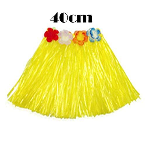 SeedWorld Party DIY Decorations - 30/40/60cm Plastic Fibers