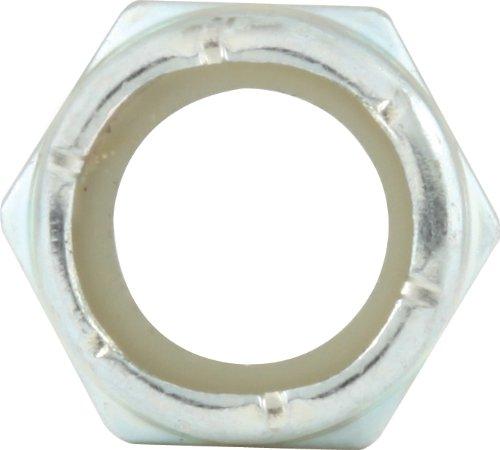 Allstar Performance 16073-10 Thin Nylon Insert Nuts 7/16-20 10pk ALL16073-10