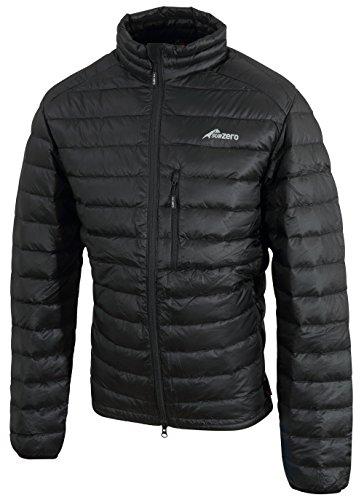 Mens Insulated Zip Zips Full Goose Sub Warm Black Black Packable Zero Jacket Down Winter Lightweight Coat Womens gISxO