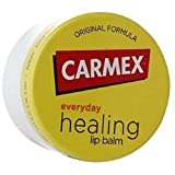 Carmex Cold Sore Reliever and Lip Moisturizer, Jar - .5 oz (5 Pack)