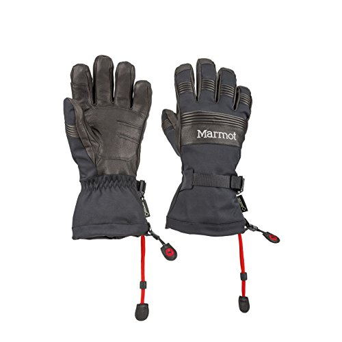 Marmot Men's Ultimate Ski Glove (Black/X-Large)