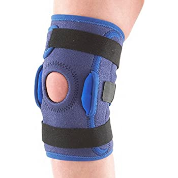 Neo G Knee Brace for Kids, Hinged Open Patella - Side Hinges Support for ACL, Juvenile Arthritis Relief, Joint Pain, Meniscus Pain - Adjustable Compression ...