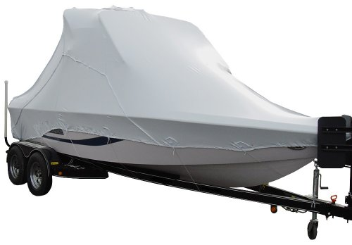 Transhield Over Wake Tower Boat Cover, 22 x 24-Feet
