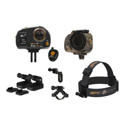 Spypoint Hi-Definition Video 1080p 5MP Hunting Edition, XCEL HD HUNT ED