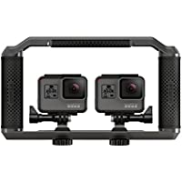 GoPole Triad Grip - Multi-Configuration Tray for GoPro Cameras