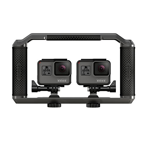 GoPole Triad Grip - Multi-Configuration Tray for GoPro Cameras by GOPOLE