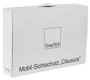 Timetex Clausura Koffer Klassensatz 15 Sichtschutz Amazon De
