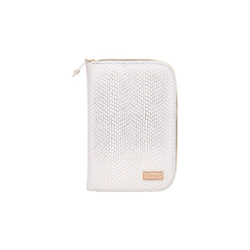 Stephanie Johnson Havana Julianna Jewelry Case, White
