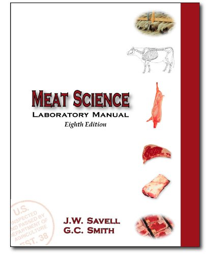Meat Science Lab Manual