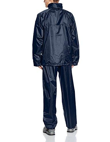 navy Impermeable Suit Core Rain Blue Uomo Result Unisex xITBqT0