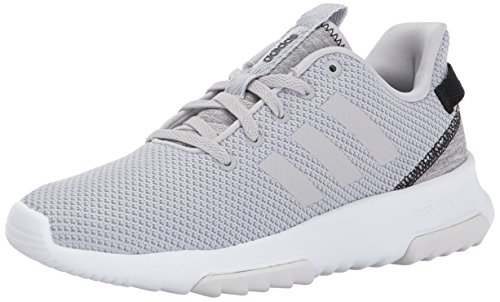 adidas NEO Women's Cf Racer Tr W Road-Running-Shoes,GREY TWO/GREY TWO/BLACK,11 Medium US (Adidas Neo Womens Lite Racer Casual Shoes)
