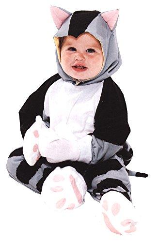 (BESTPR1CE The Shy Little Kitten Toddler Halloween Costume 12-18)