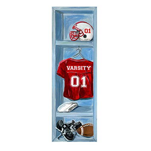 Oopsy Daisy Football Locker