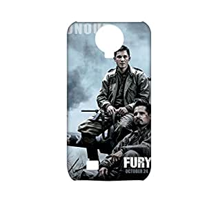 Generic Funny Phone Case Printing Fury For Samsung Galaxy S4 Full Body Choose Design 1-4