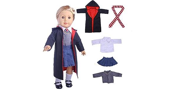 EisEyen - Uniforme Escolar con Forma de muñeco (45,7 cm): Amazon ...