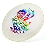 #4: Discraft Limited Edition 2018 Halloween Glo Elite Z Buzzz Midrange Golf Disc