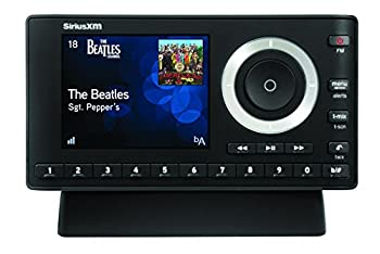 Siriusxm Sxpl1h1 Onyx Plus Satellite Radio With Home Kit With Free 3 Months Satellite & Streaming Service 0