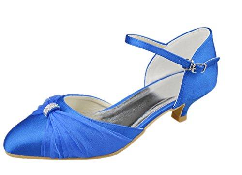 Minitoo ,  Damen Knöchel-Riemchen Blau
