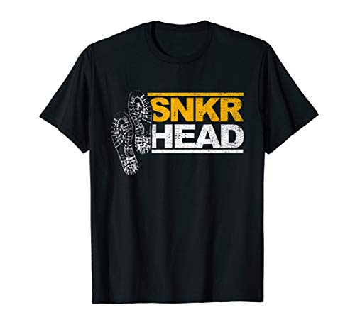 (Sneaker t-shirt Snkr fan Shoes head shirt)
