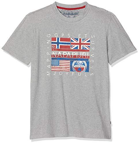 Napapijri - SACHU_N0YIJD Men's T-Shirt BEST SELLER