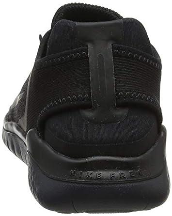 Nike Free Rn 2018 Sz 13 Mens Running Black Anthracite Shoes