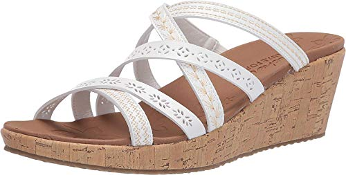Skechers Women's Slide Wedge Sandal