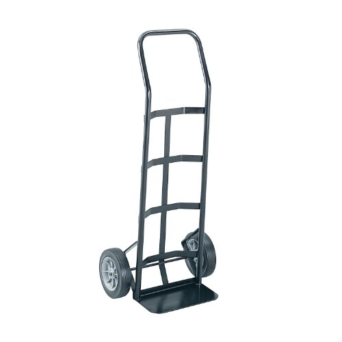 Safco Office Industrial Folding Economy C-Loop Steel Hand Truck