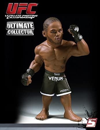 UFC Ultimate Collector Series 6 Jon Bones Jones Figure By UFC [Toy ...