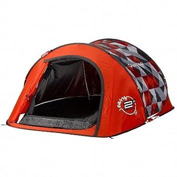 Quechua 2 Easy - Tiendas de campaña de túnel: Amazon.es: Deportes ...