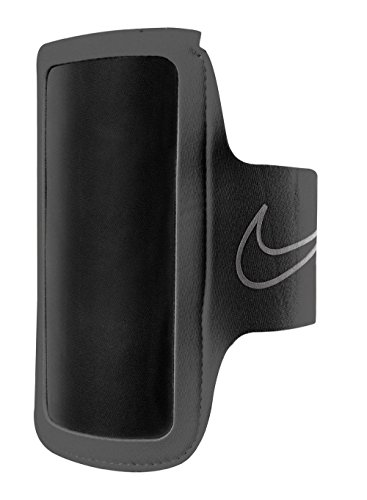 Nike Lightweight Arm Band 2.0 - Black/Silver -