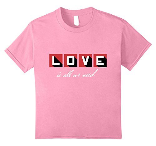 Love-is-all-we-need-t-shirt-by-No-Limits-T-Shirts