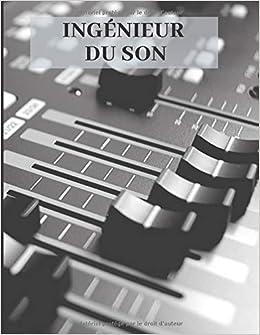 Ingénieur Du Son Cahier Détude Petits Carreaux 110