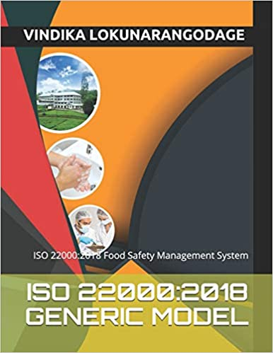 ISO 22000:2018 Generic Model: ISO 22000:2018 Food Safety Management