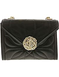 Womens Whitney Petal Quilted Leather Shoulder Bag