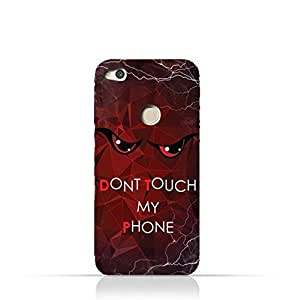 Huawei P8 Lite 2017 / P9 Lite 2017 TPU Silicone Case With Do not Touch My Phone 3