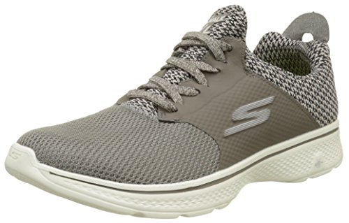 Skechers Performance Men's Go Walk 4 Instinct Taupe 13 D - Men 4 Size