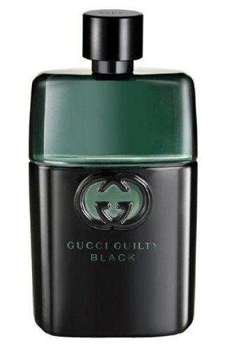 Gucci Guilty Black Pour Homme By Gucci Edt Spray/FN233610/3 - Black Women Gucci