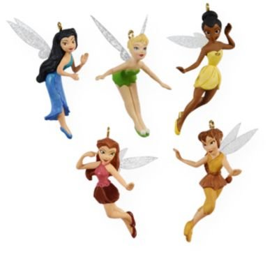 Amazon.com: Tinker Bell and Friends Pixie Hollow 5pc set 2009 ...