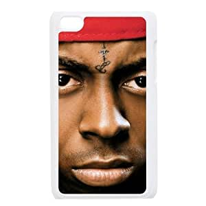 CTSLR ipod Touch 4 Case - Music & Singer Series Slim Hard Plastic Back Case for ipod Touch 4-1 Pack - Rapping Singer Lil Wayne (17.40) - 28