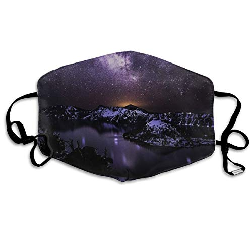 The Misty Mountains Anti Dust Face Mask,Reusable Warm Windproof Mouth Mask